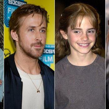 So jung begannen Ryan Gosling und Emma Watson zu schauspielern.