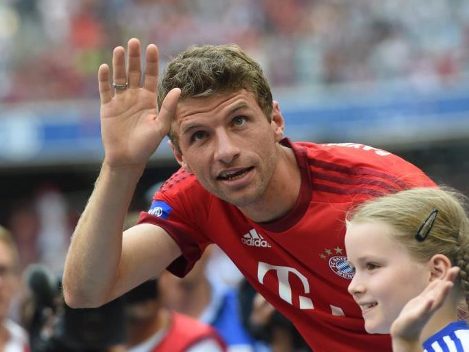 Müller gilt bei Bayern als unverkäuflich