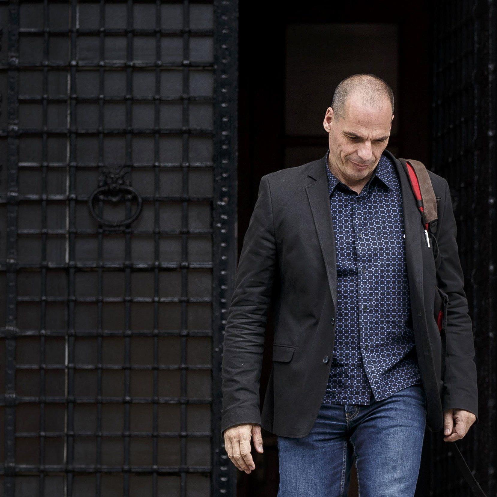 """Der Finanzminister, der sich dieses """"Nein"""" gewünscht hatte, tritt nach dem Referendum zurück."""