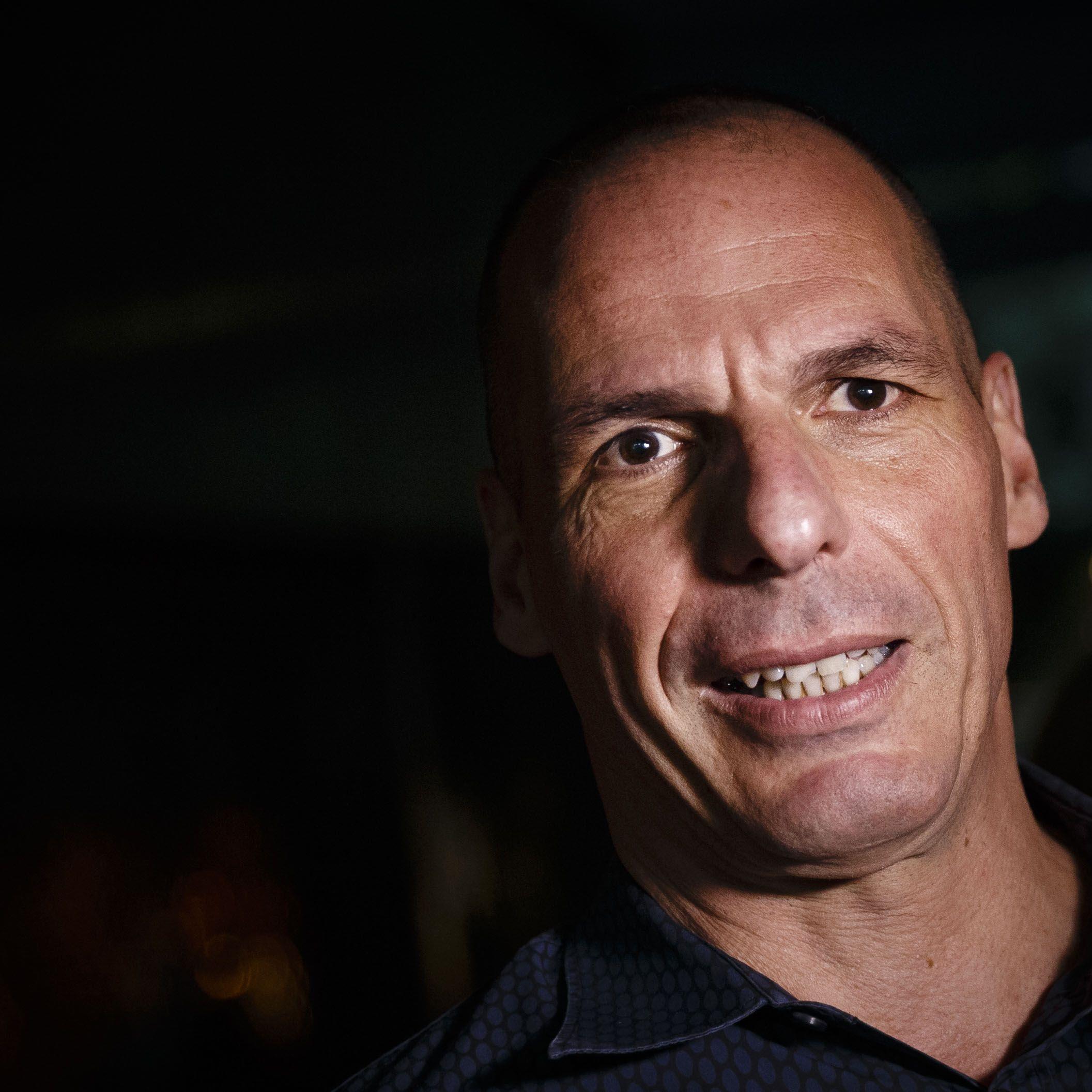 Varoufakis: Geldgeber wollen Angst schüren.