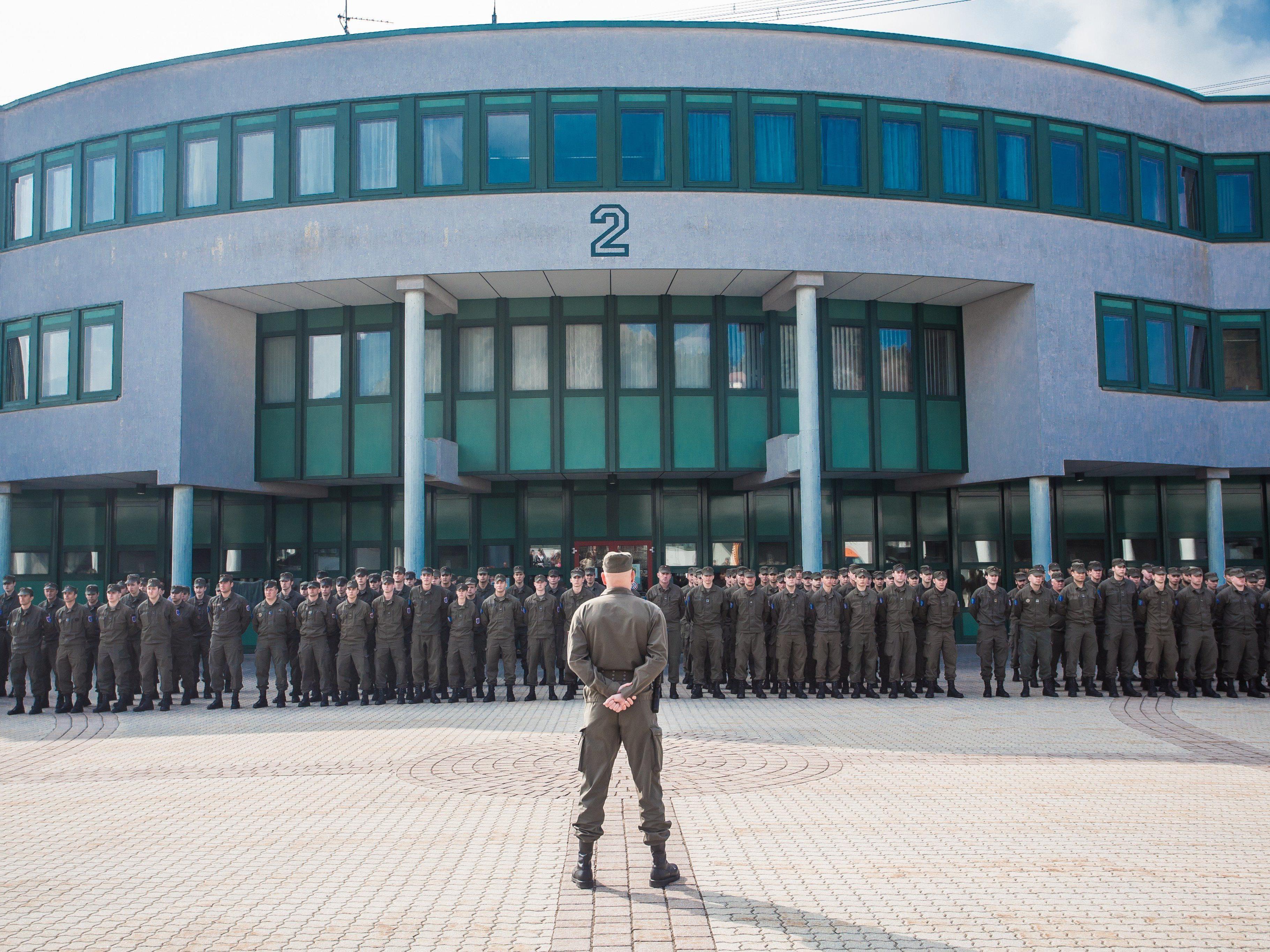 """Die Bundesheer-Kaserne in Bludesch - ein """"Sauhaufen""""?"""