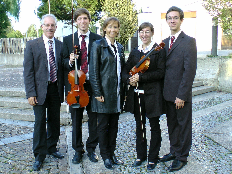 Die Musikerfamilie Breuss freut sich auf viele Besucher