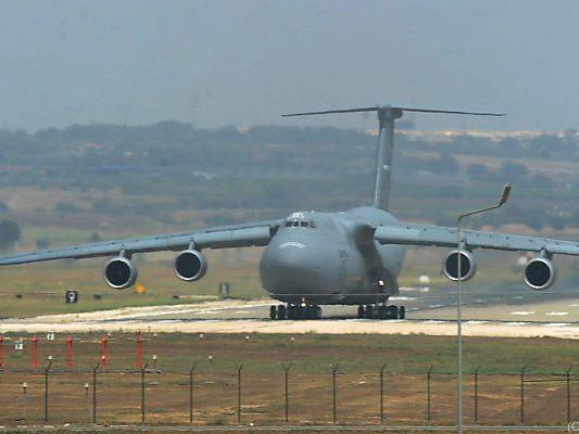 US-Jets starten von der Türkei