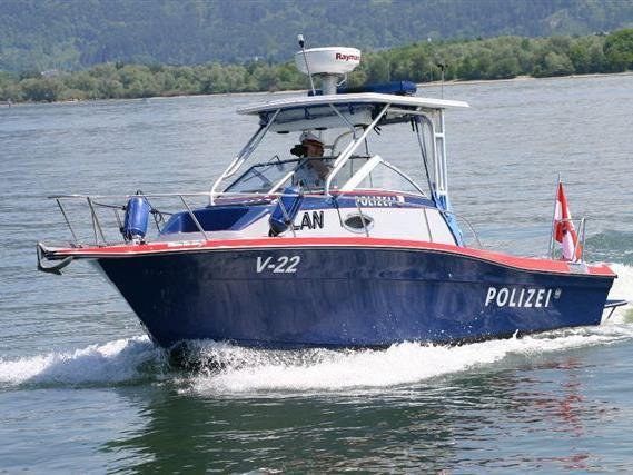 Wasserpolizei nahm 192 Wasserfahrzeuge unter die Lupe.