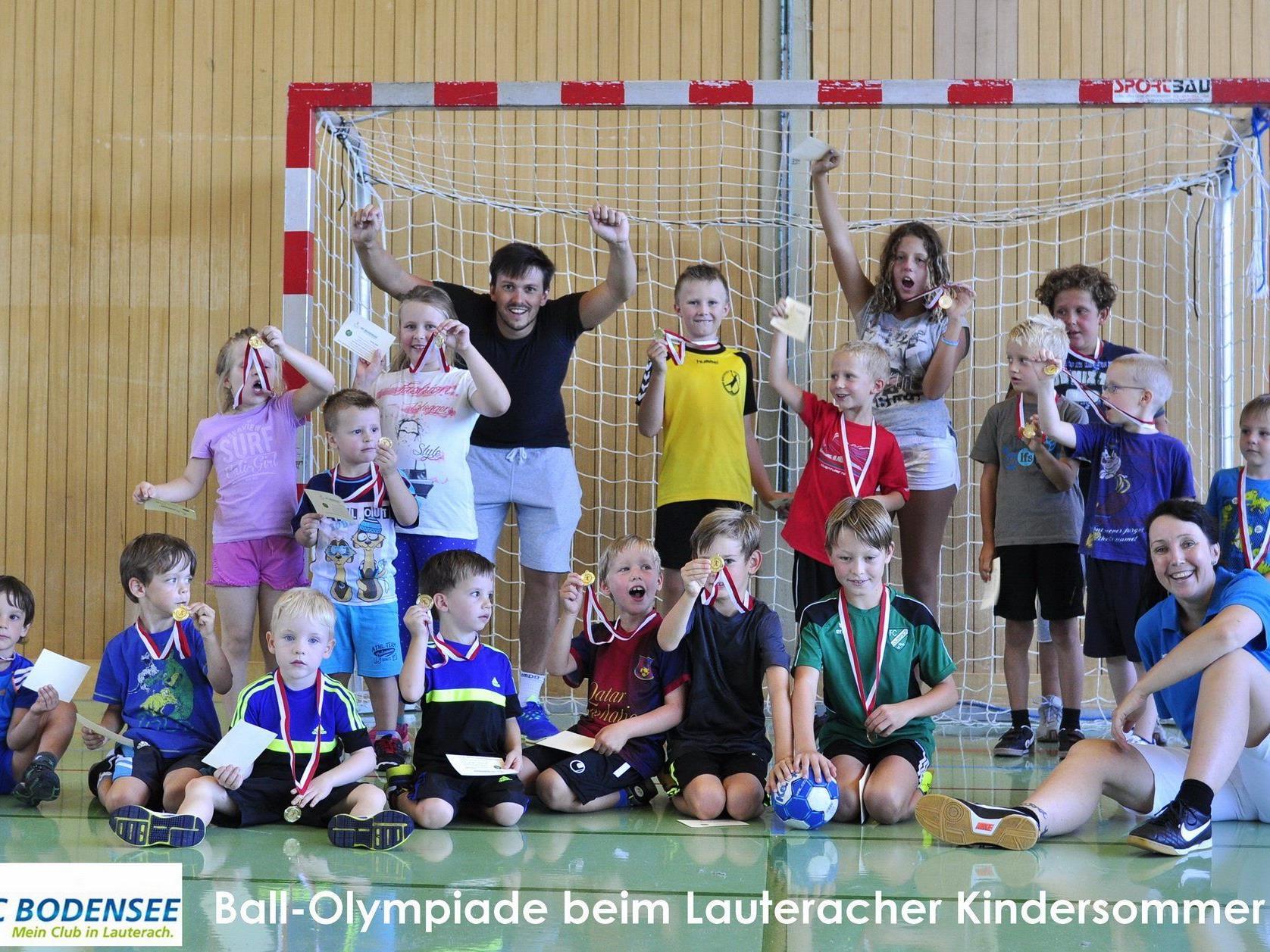 Ball-Olympiade 2015