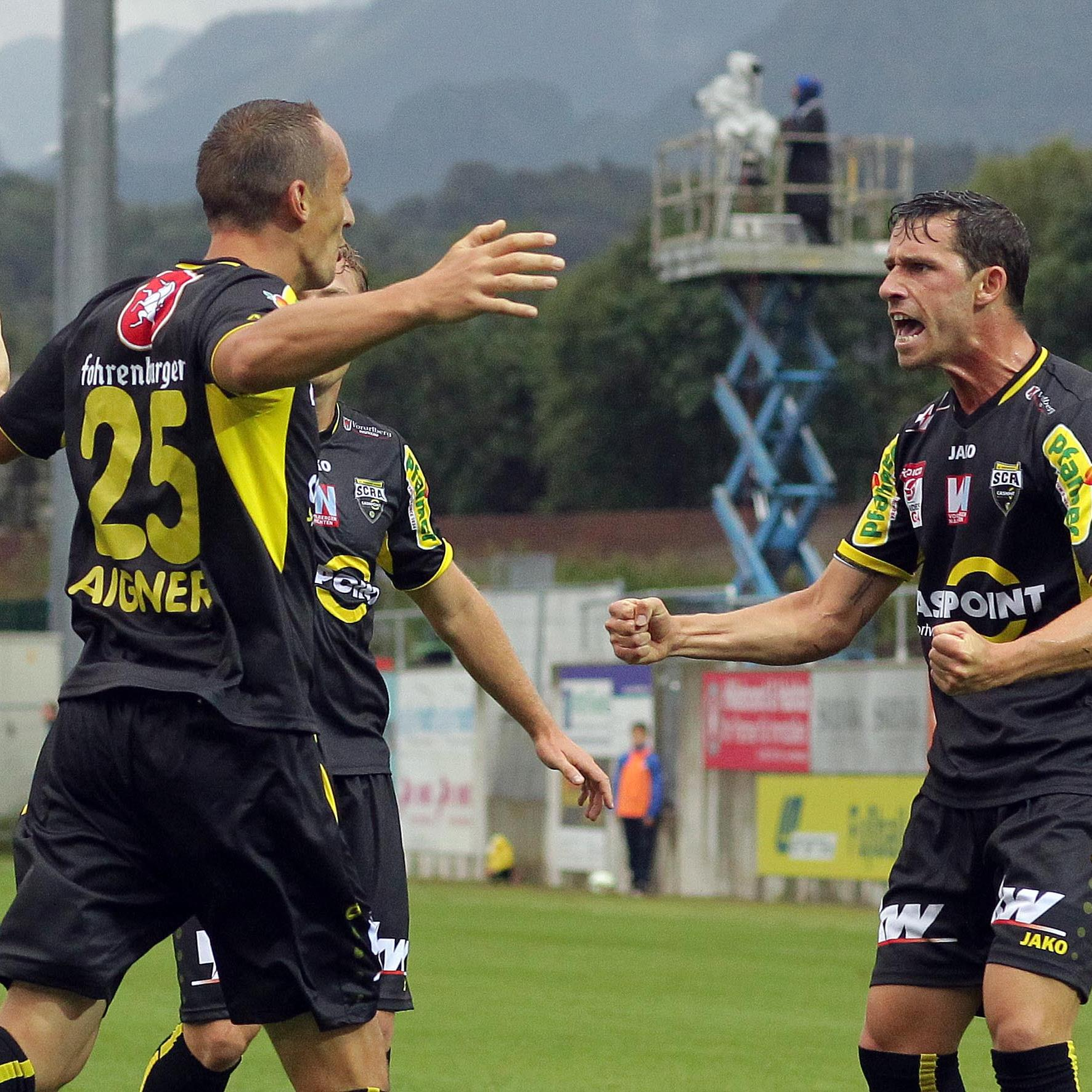 LIVE-Ticker zum Spiel SCR Altach gegen SV Mattersburg ab 20.30 Uhr.