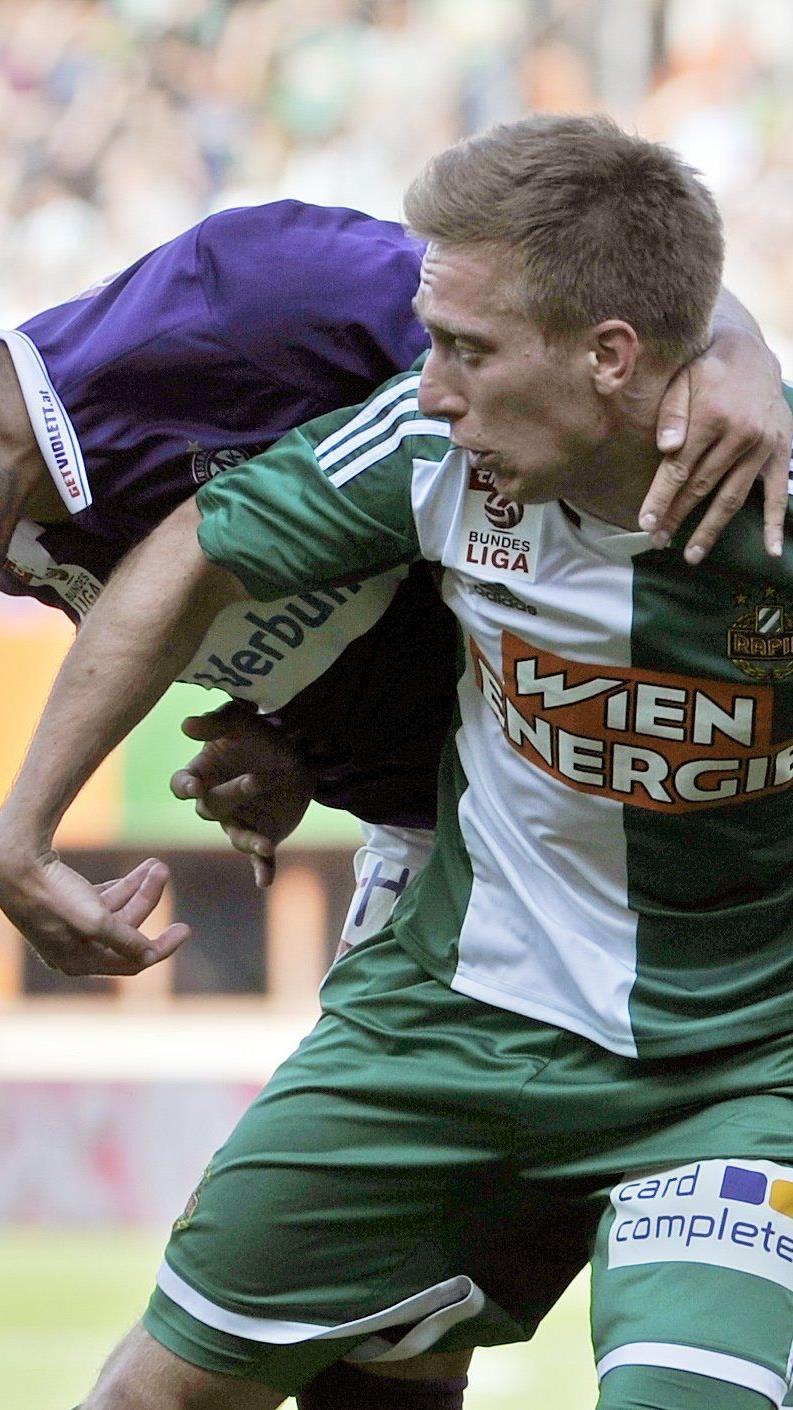 Die Austria und Rapid Wien treffen im 314. großen Wiener Derby aufeinander.