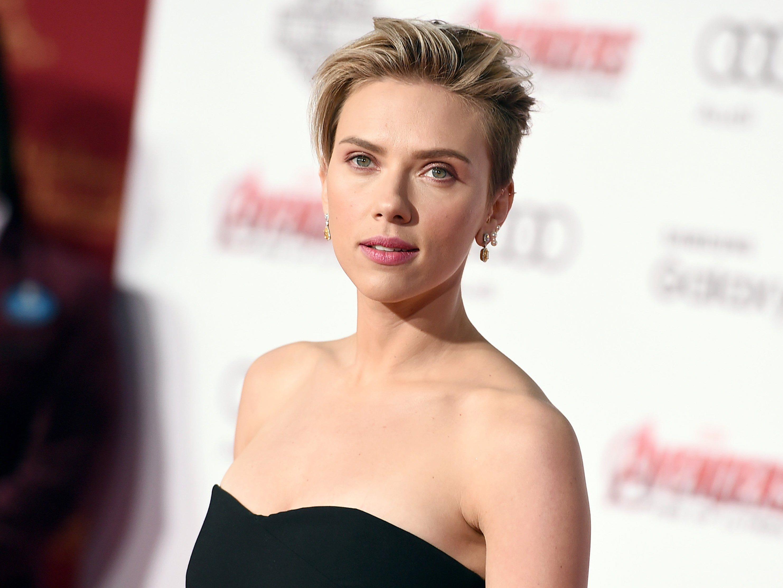 Johansson wurde bei einem Unfall verletzt.