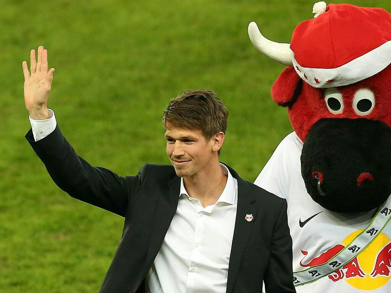 Fränkie Schiemer spielte von 2009 – 2014 bei Red Bull Salzburg.