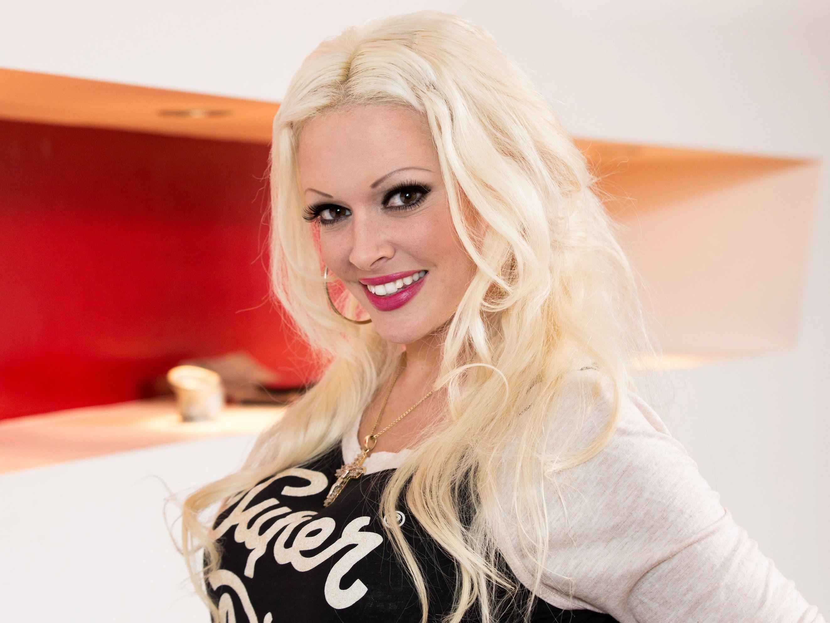Reality-TV-Star Daniela Katzenberger ist Mutter.