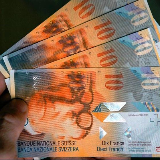 Starker Franken: Schweizer Wirtschaft stagnierte im ersten Halbjahr