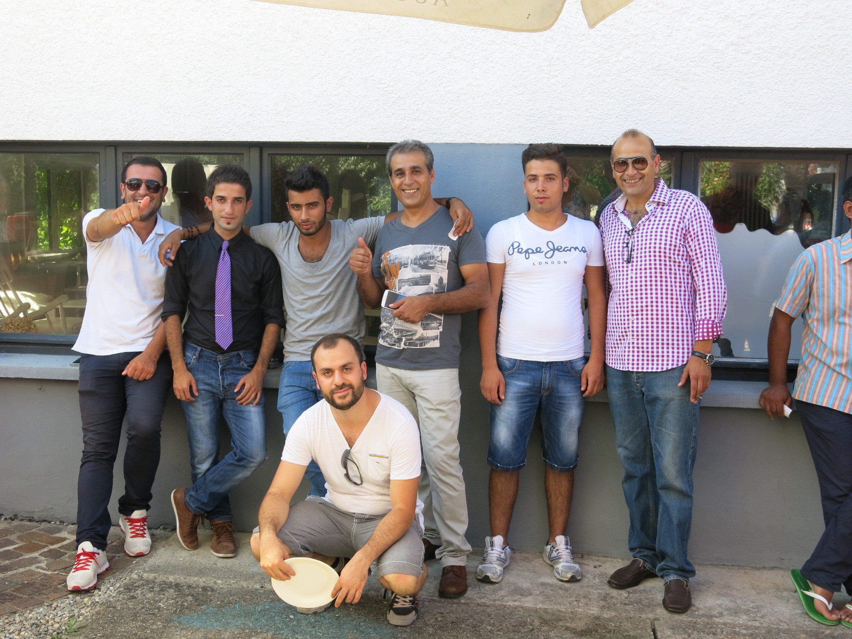 Voller Hoffnung warten die Asylwerber in Lustenau auf ihre positiven Bescheide.
