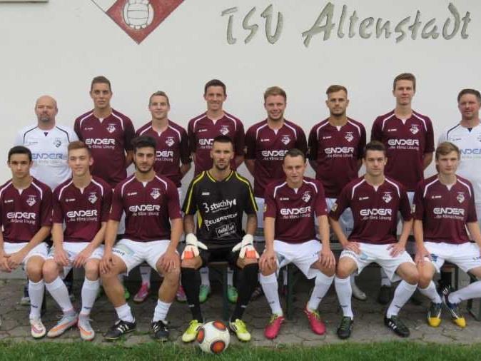 1. Kampfmanschaft TSVA 2015/16