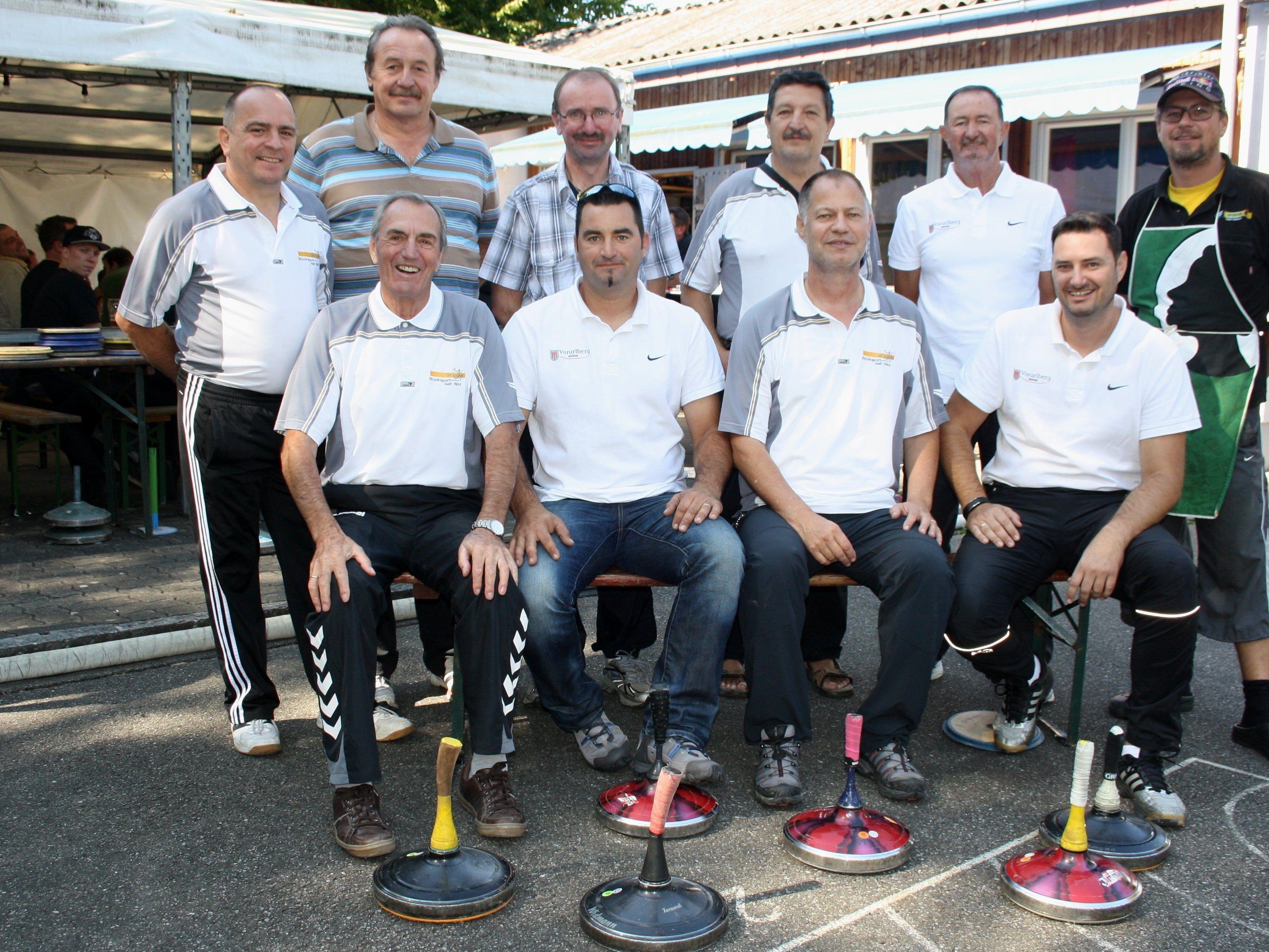 Die Lochauer Stocksportler laden auf der neu adaptierten Stocksportanlag am Hoferfeld zum 17. Hobby-Stocksport-Turnier.