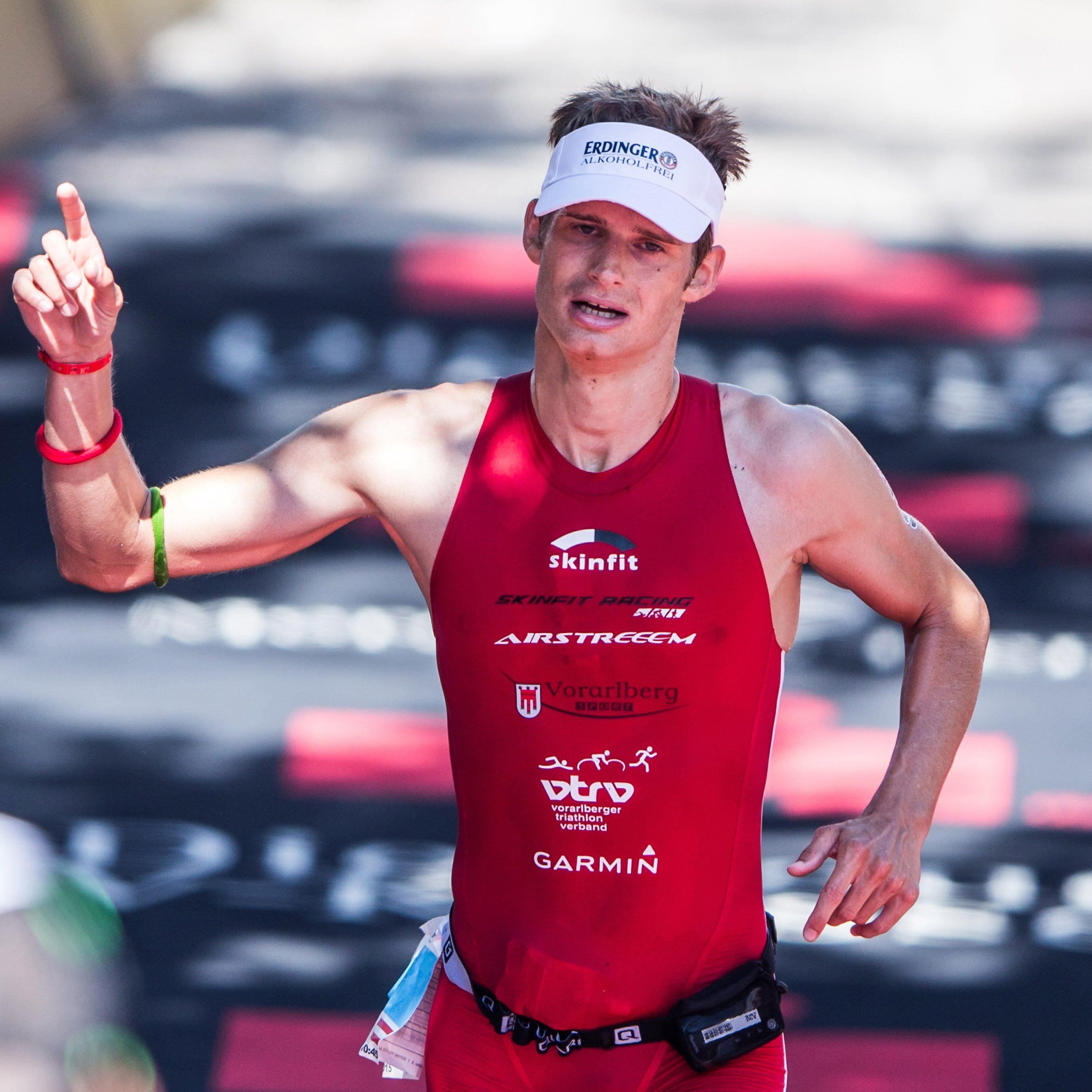 Paul Reitmayr beendet die Triathlon-WM auf Rang 28.