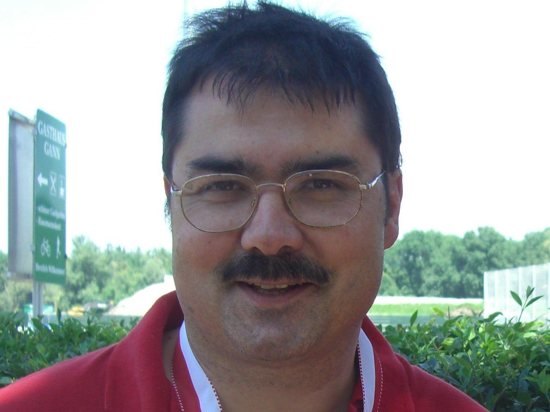 Landesmeister und Sieger in der Kombination Roland Hödl