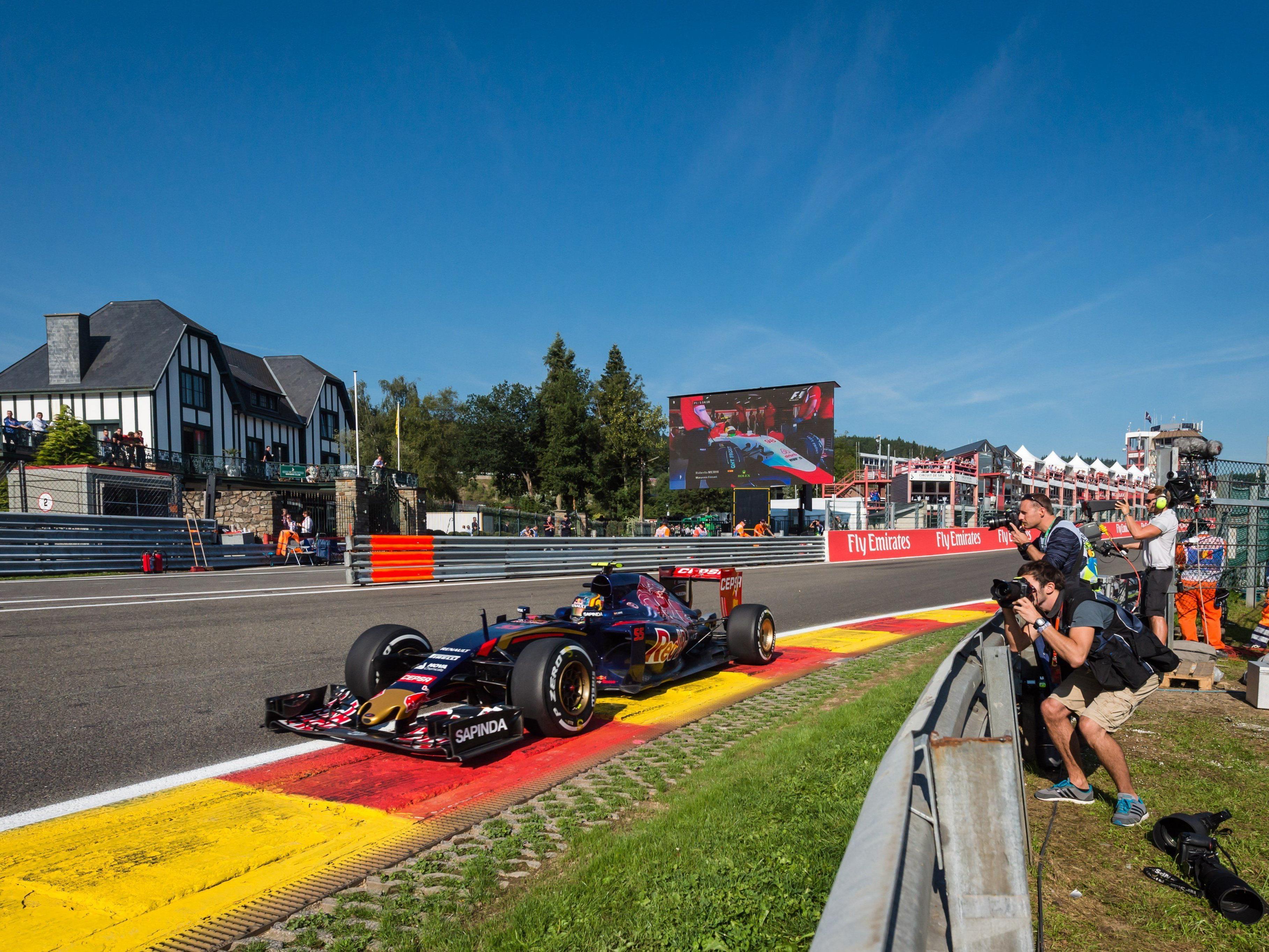 Spa - Neben Monaco der wahrscheinlich spektakulärste Klasiker im F1-Kalender.