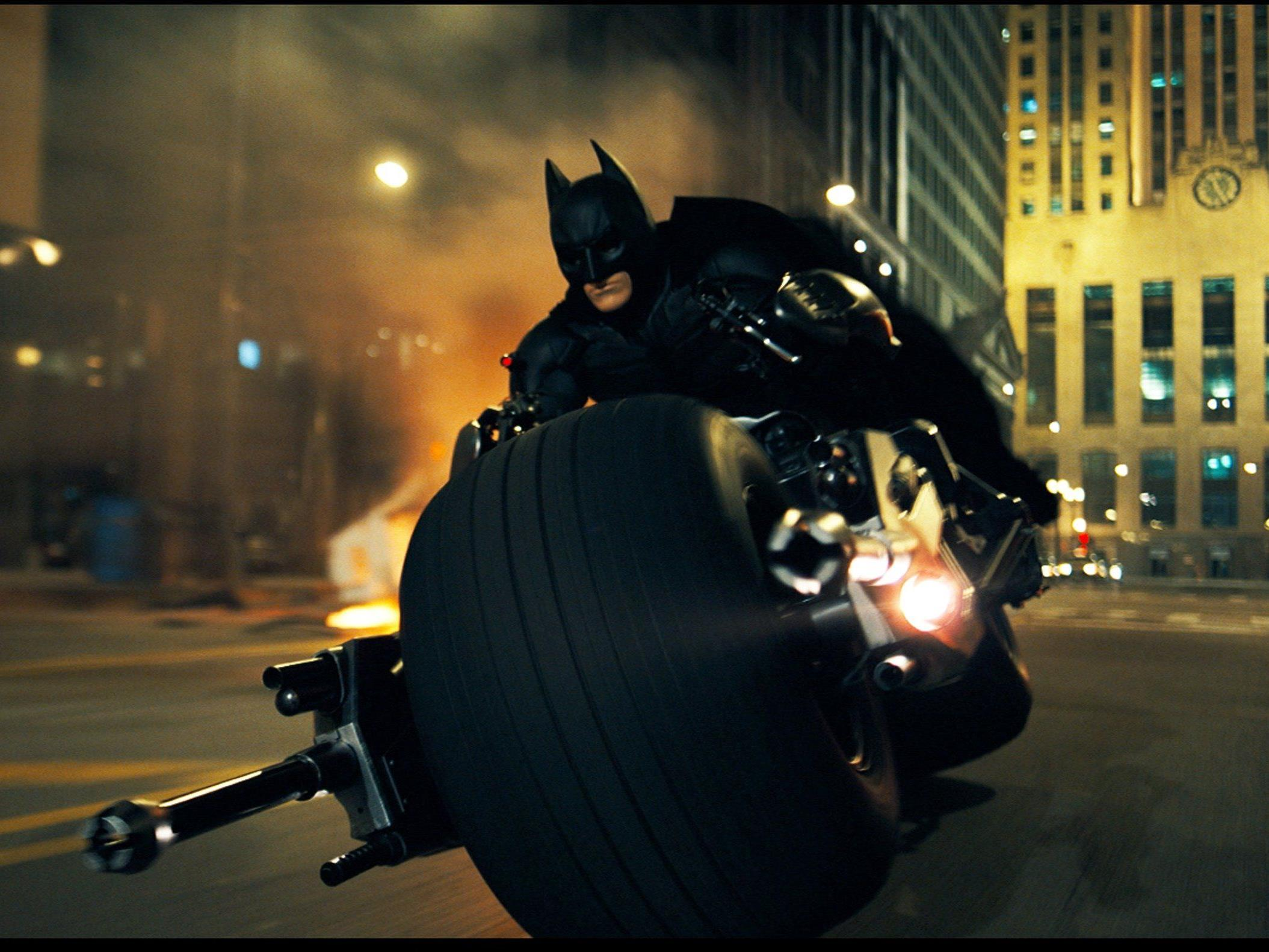 Wie wärs´mit einer Batman Pizza?