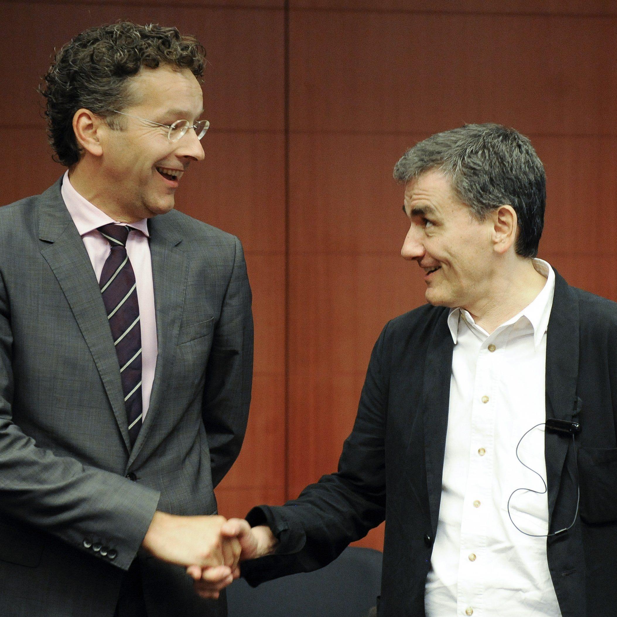 Eurogruppe ebnet Weg für drittes griechisches Hilfspaket