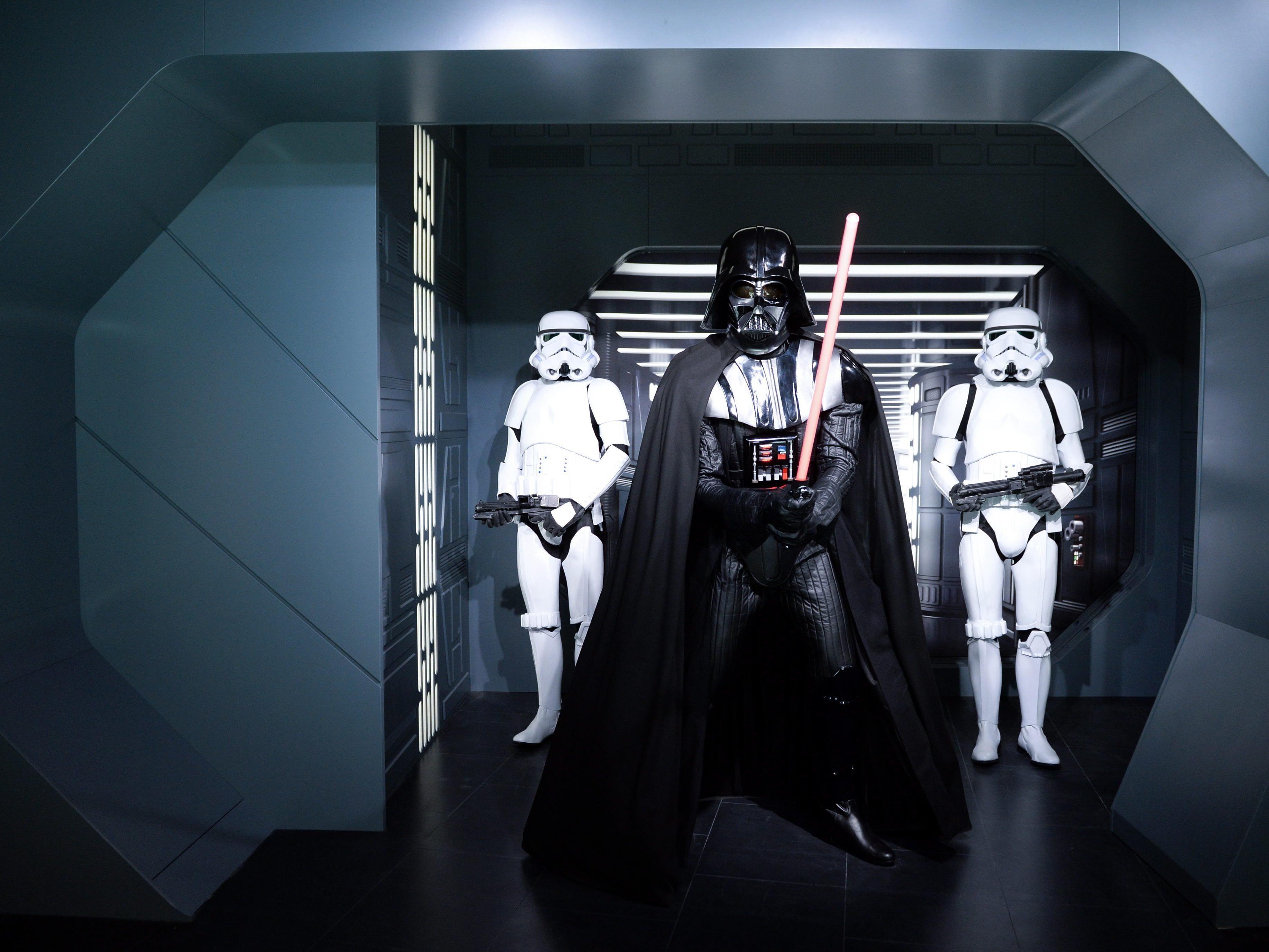 """In Reykjavic wird es demnächst eine """"Darth Vader"""" Straße geben"""