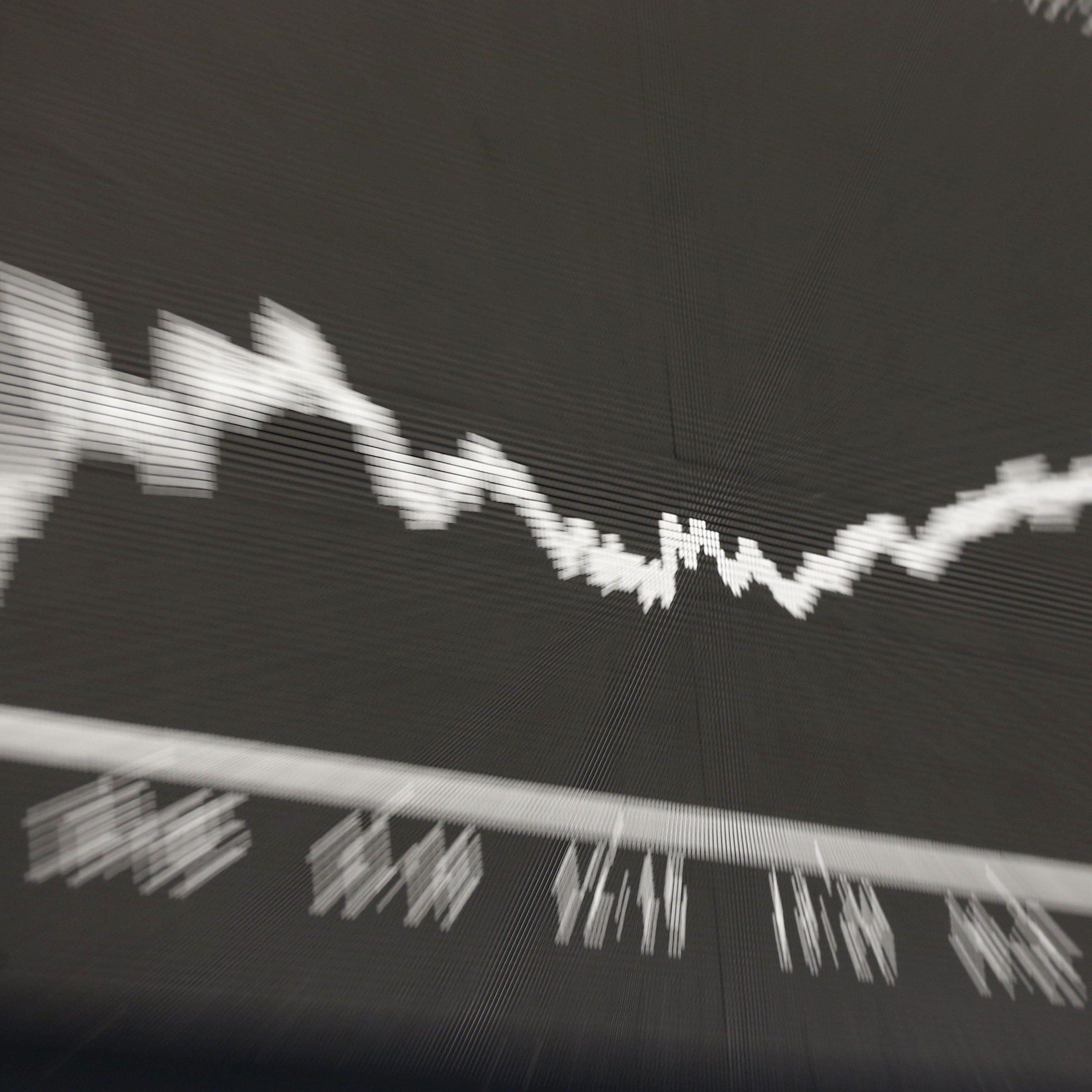 Unter 10.000 Punkte Marke: DAX im Sog des Kurseinbruchs an asiatischen Börsen.