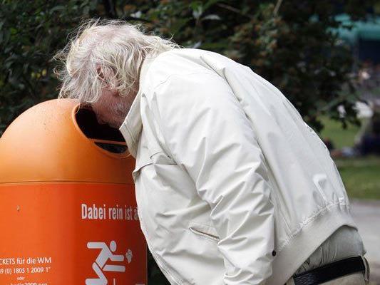 Der Rentner gab die komplette Summe ab