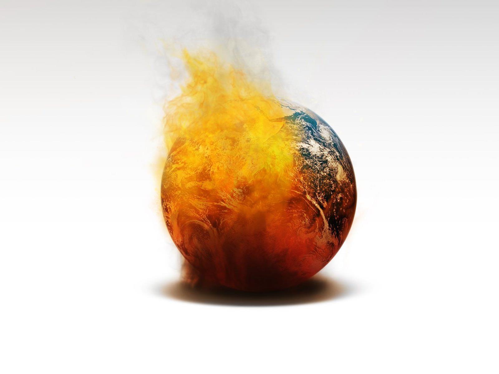 Ausgebrannt, am Limit: Welterschöpfungstag, alle natürlichen Ressourcen für heuer sind aufgebraucht.