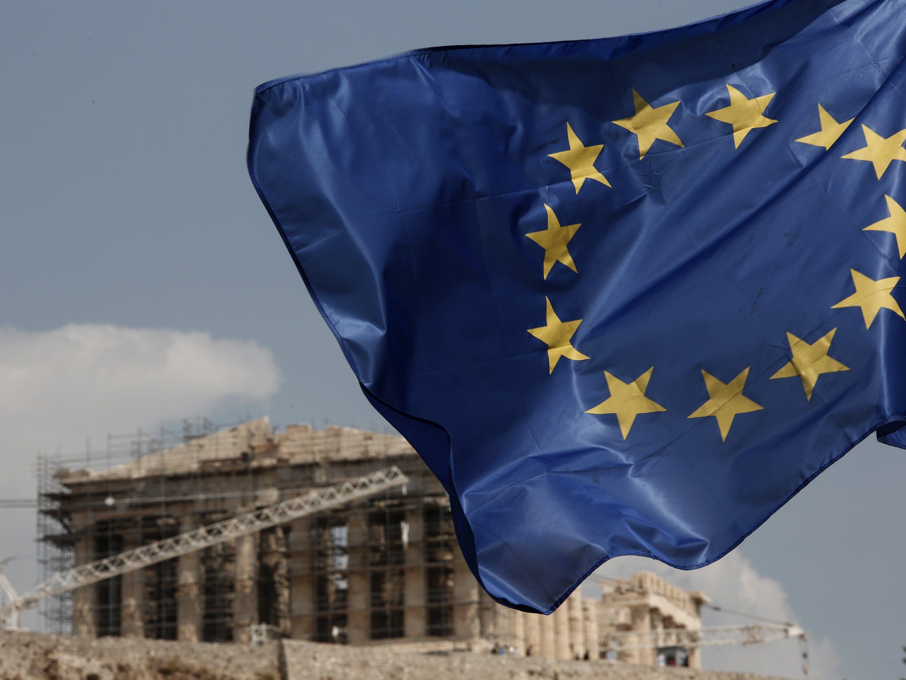 Fast am Ziel: Griechenland kann mit Milliardenhilfen rechnen