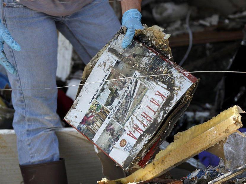"""Rückkehr zu normaler Not? New Orleans zehn Jahre nach """"Katrina"""" Von Chris Melzer, dpa"""