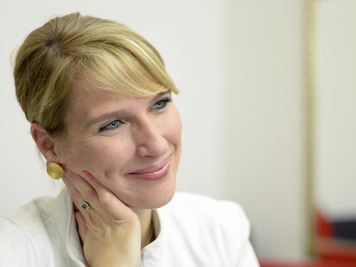 Kathrin Nachbaur sitzt jetzt für die ÖVP im Parlament