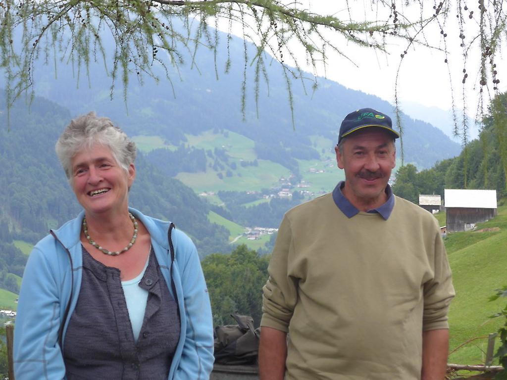 Der Besuch im naturnahen garten von Monika Hartmann in Sonntag war eine Reise wert...