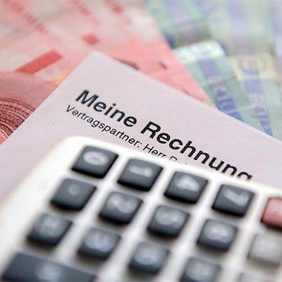 Die Wiener zahlen ihre Rechnungen nur ungern.
