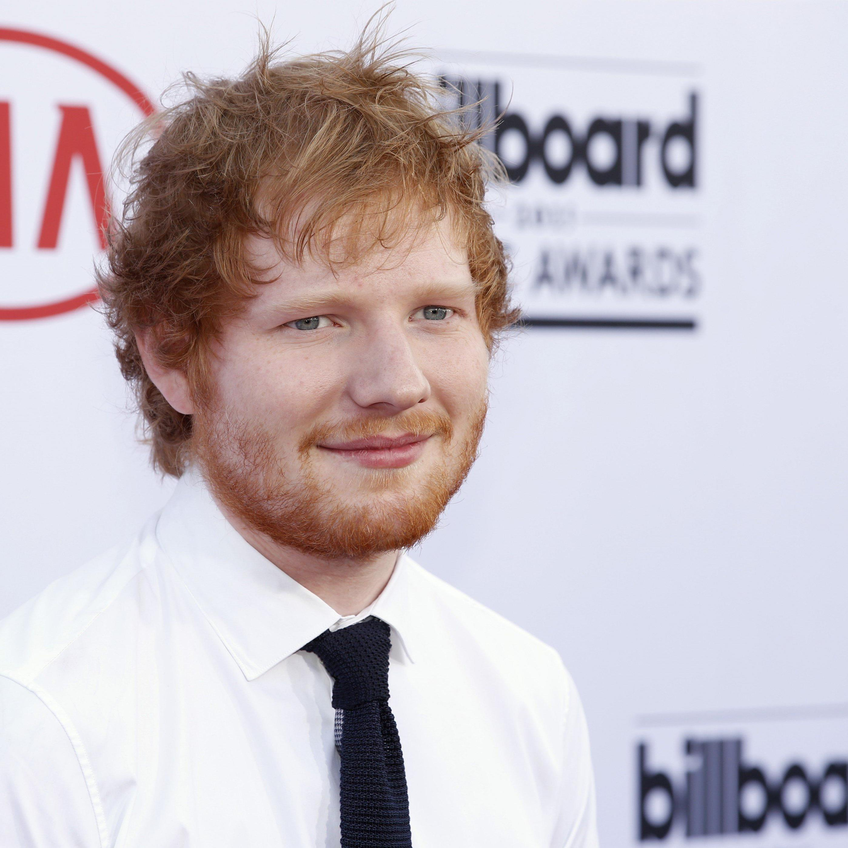 Ed Sheeran hat ein neues Tattoo