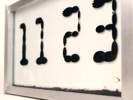 Die Uhr von Ferrolic soll in Kürze in den Hanel kommen.