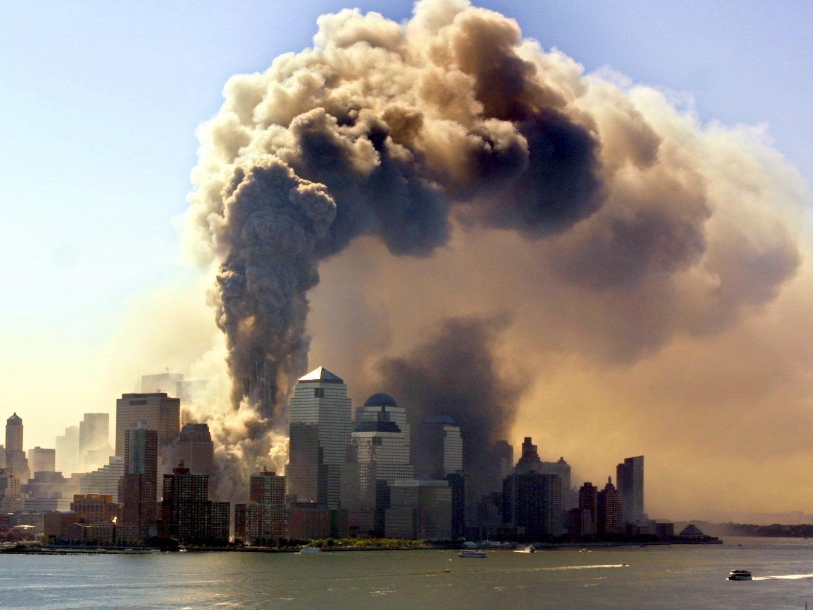 Bei dem Anschlag kamen 3000 Menschen ums Leben