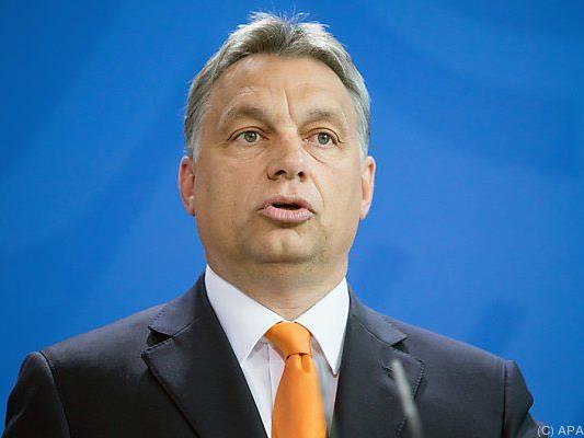 Flüchtlingspolitik des ungarischen Premiers erhitzt die Gemüter