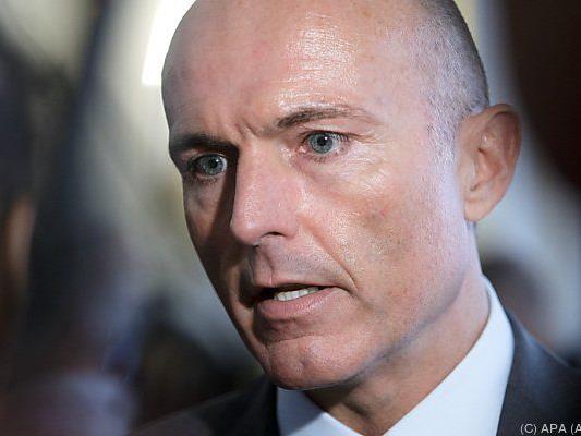Verteidigungsminister Gerald Klug will Engagement ausweiten