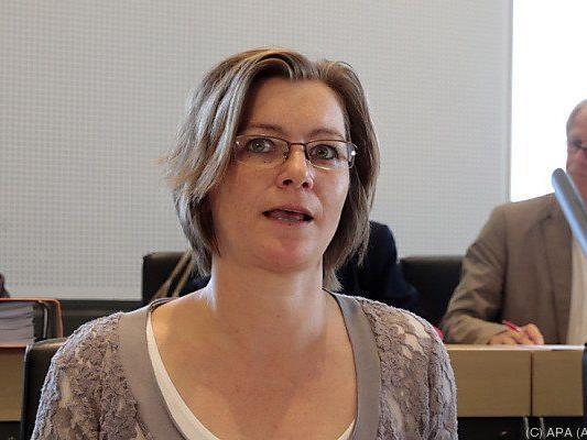Barbara Lesjak zog sich den Ärger der FPÖ zu