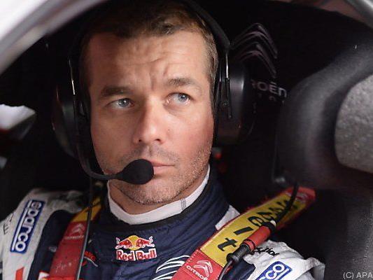 Rallye-Legende Loeb hat noch einiges vor