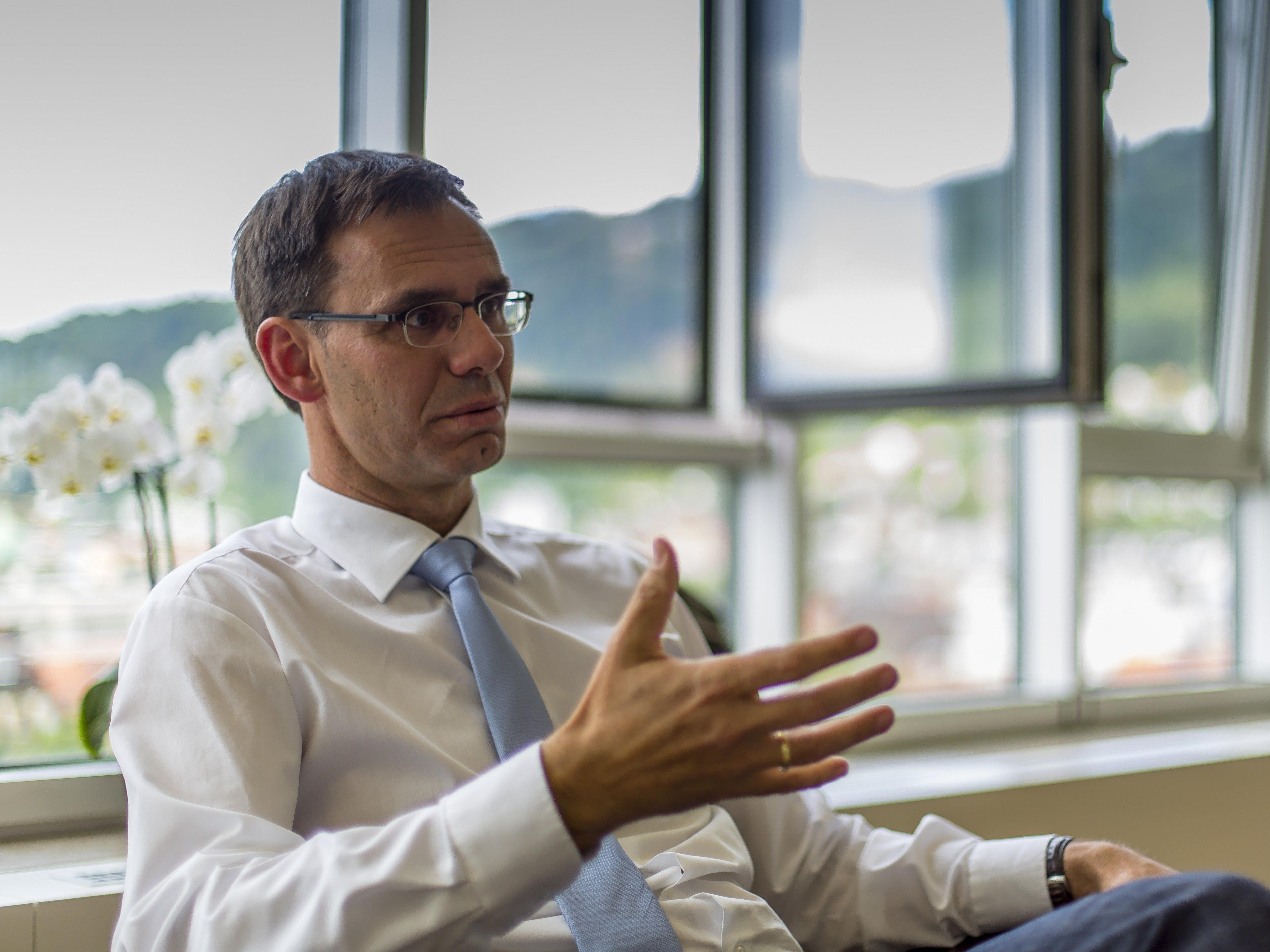 """Vorarlberger LH zu Asyl auf Zeit: """"Ein verfolgenswerter Ansatz."""""""