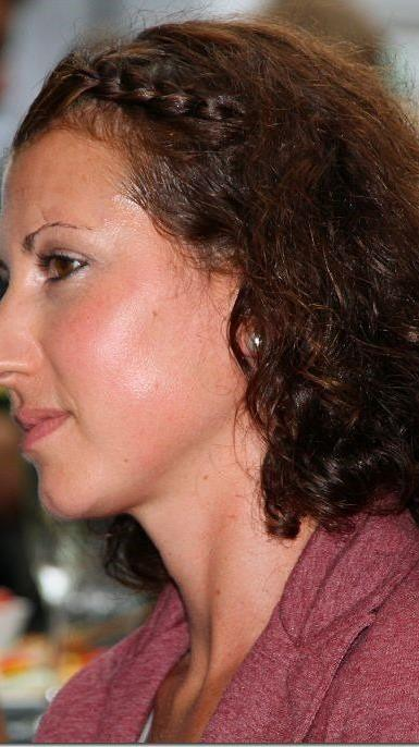 Die 34-jährige Dornbirnerin Sabine Reiner wurde starke WM-Achte