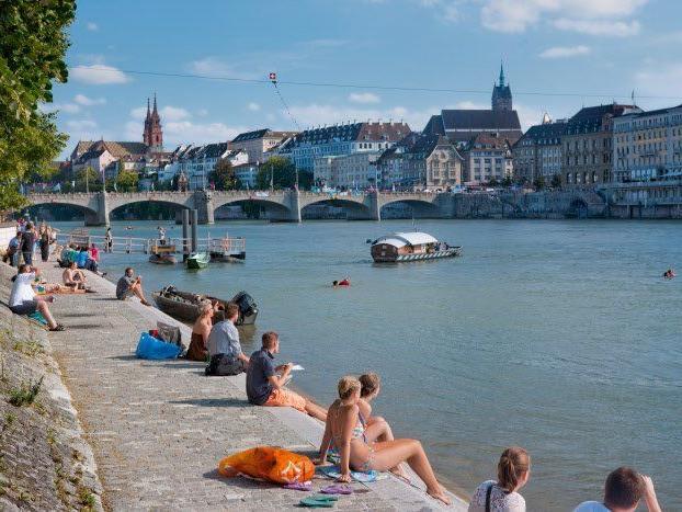 Basel besuchen und genießen.