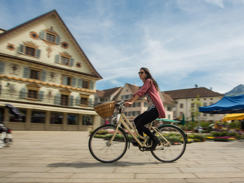 Mobilitätsverhalten wird vielfältiger und damit umweltfreundlicher .