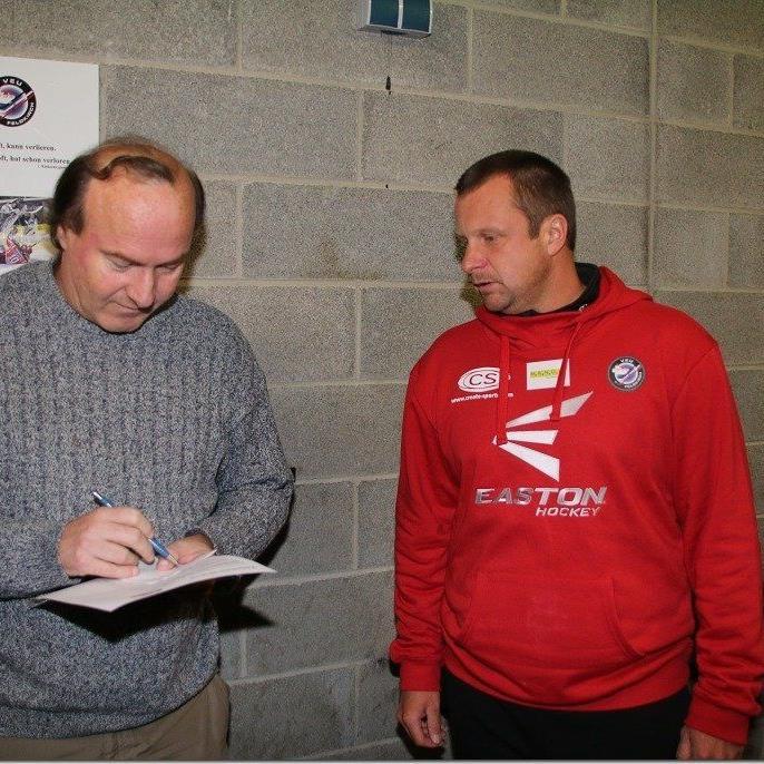 VEU Feldkirch Trainer Michael Lampert kann mit der Testphase mehr als zufrieden sein