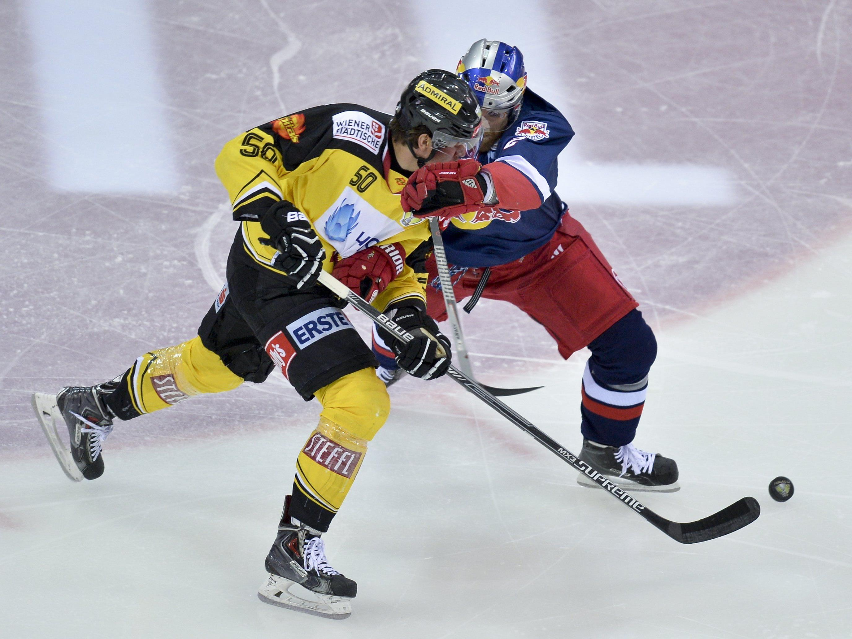 Die Eishockeyliga geht wieder los.