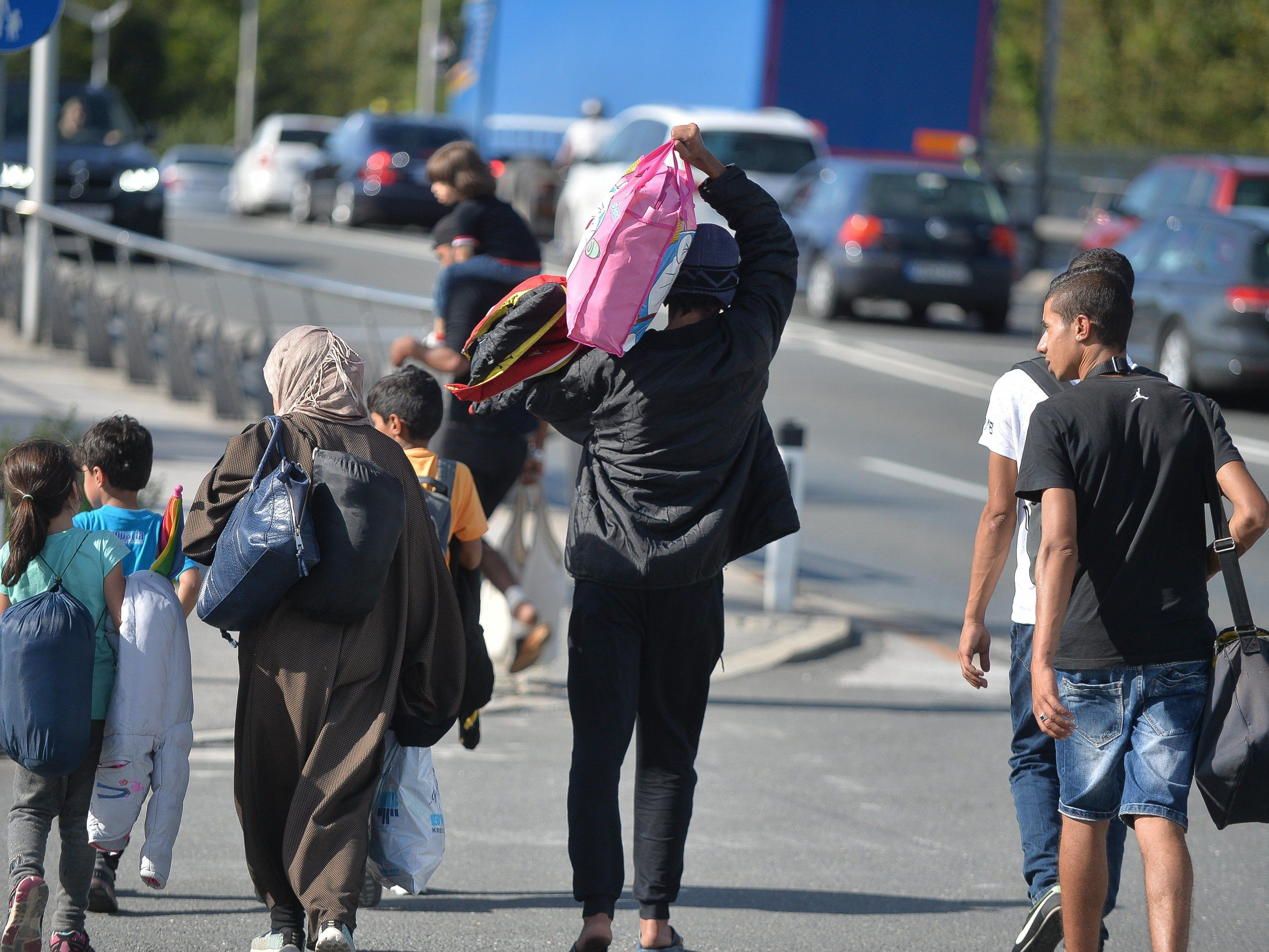 LIVE von der Flüchtlingskrise in Europa