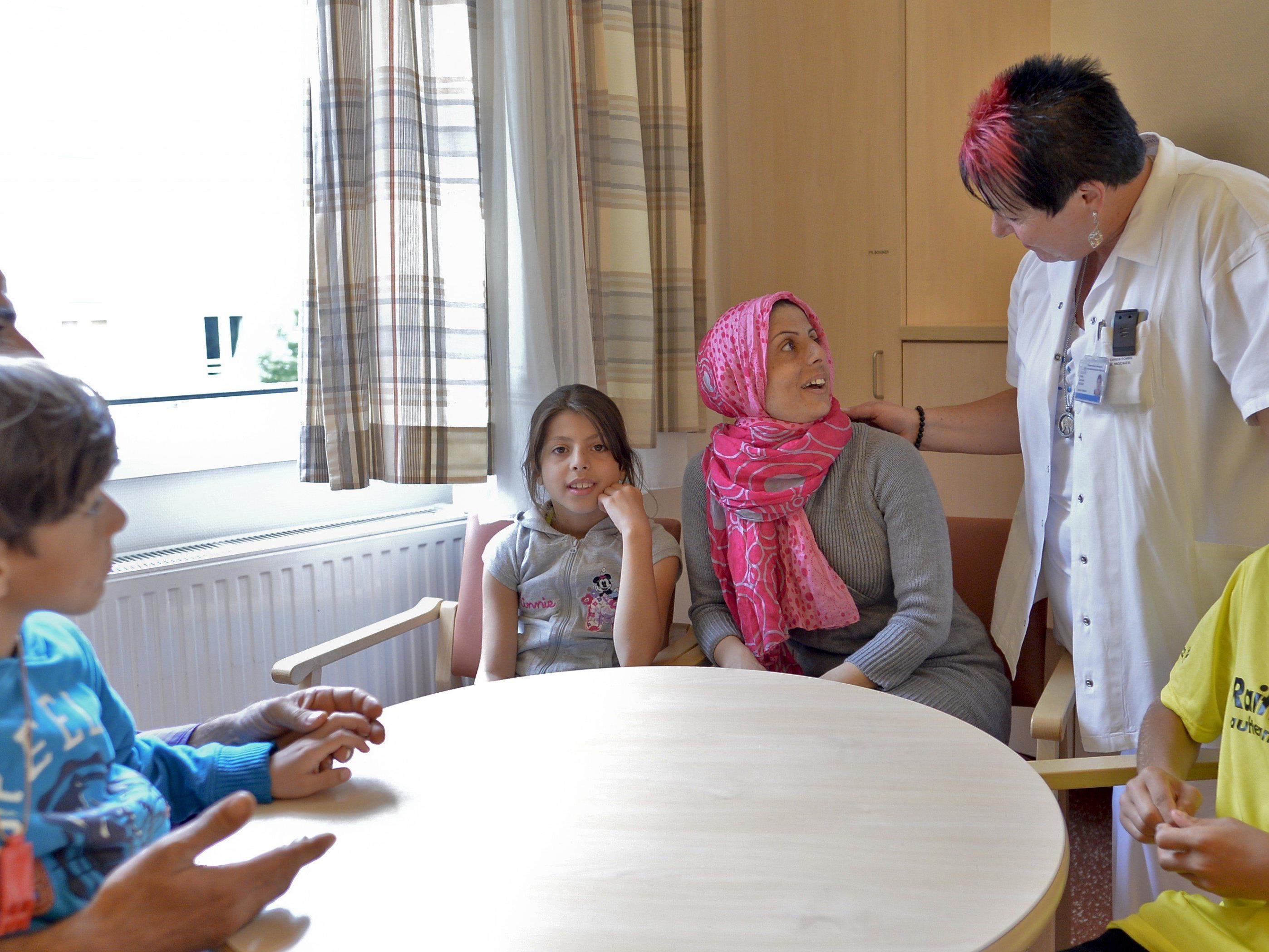In Niederösterreich entstehen 69 Plätze für minderjährige Flüchtlinge.
