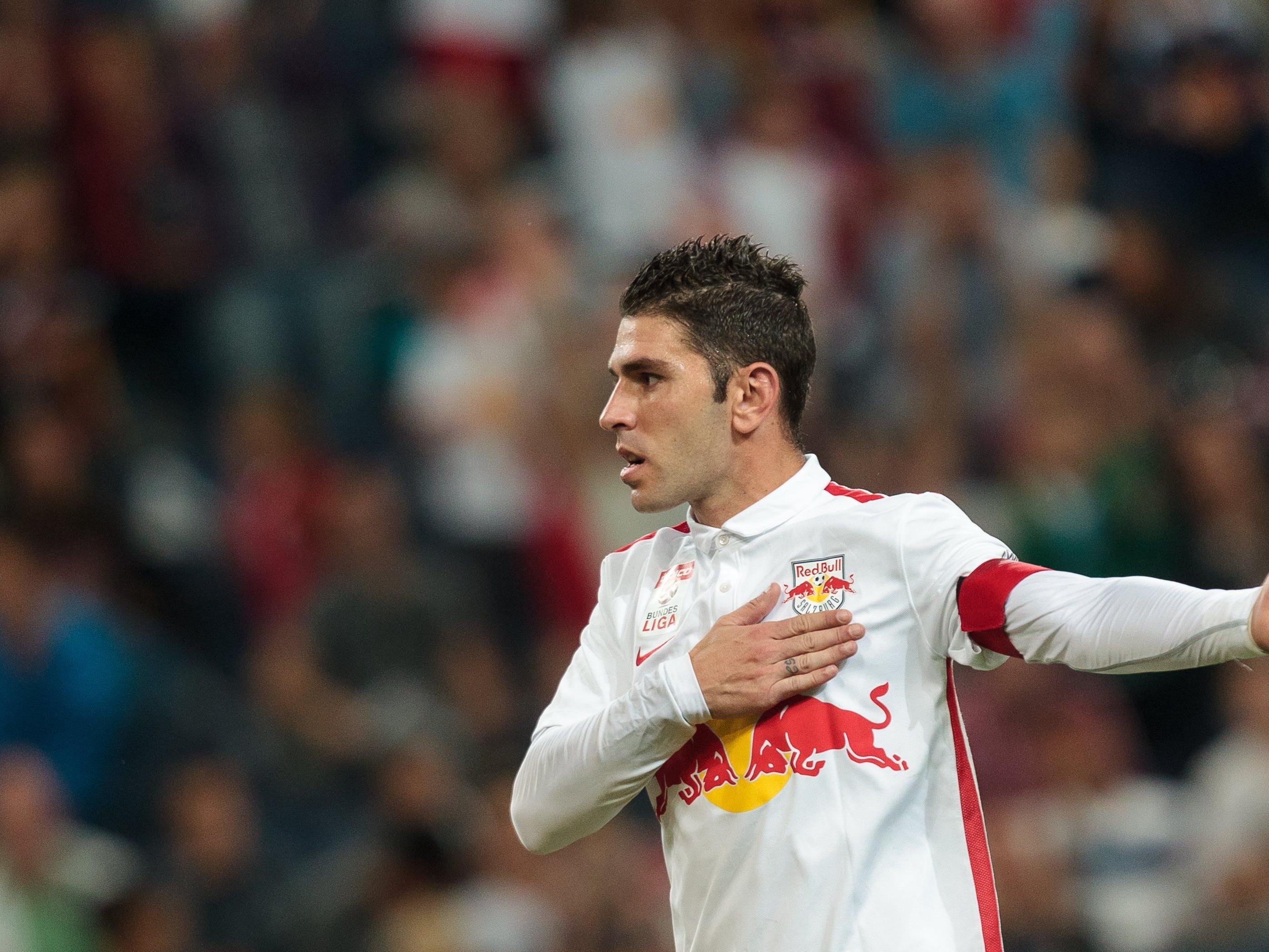 LIVE-Ticker zum Spiel WAC gegen Red Bull Salzburg ab 18.30 Uhr.
