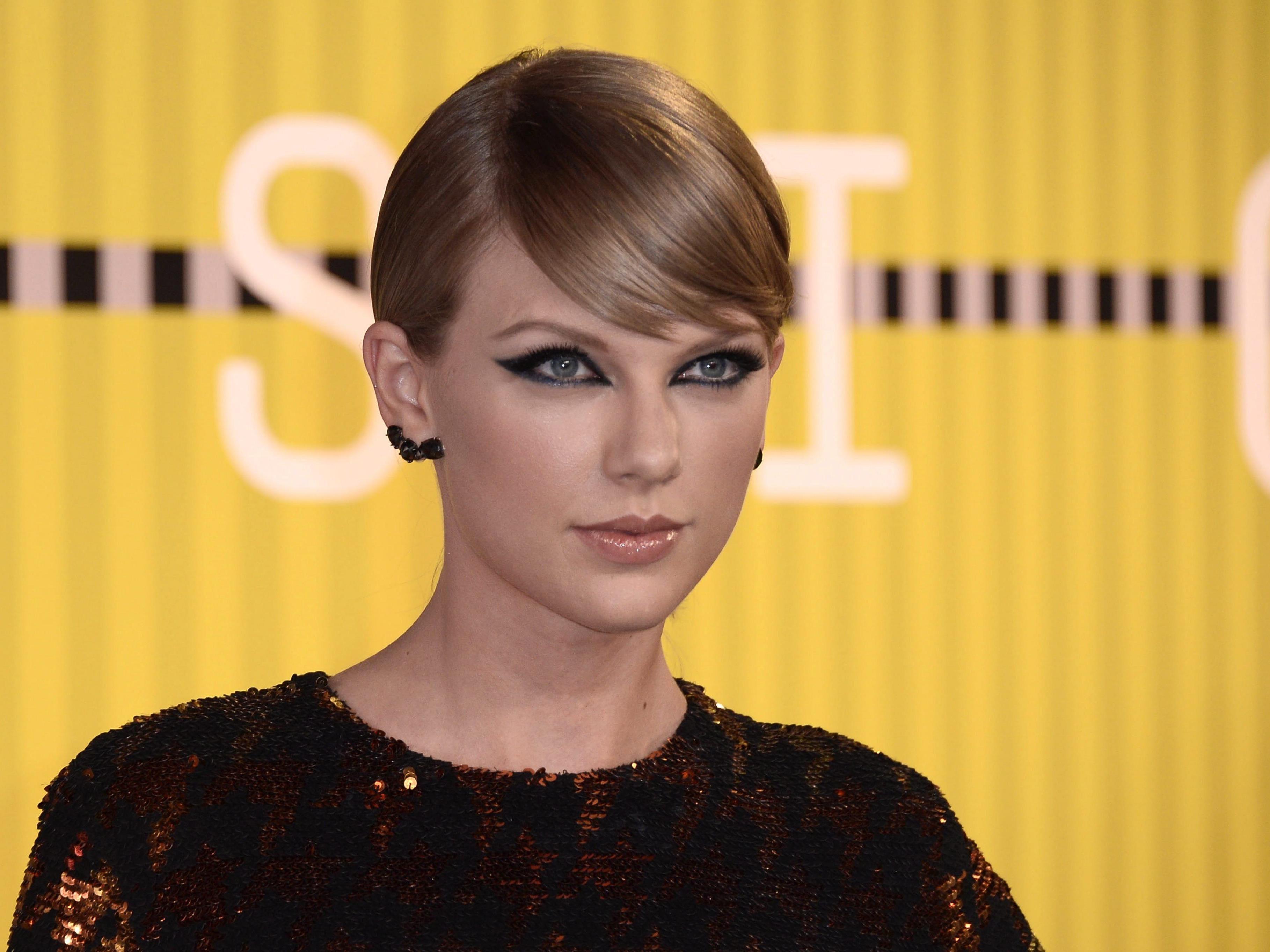 Taylor Swift bei den diesjährigen MTV Video Music Awards in LA.