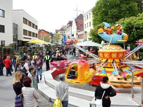 Der große Herbstmarkt steht am 3. und 4. Oktober auf dem Programm.